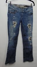 Marciano Jeans Blue Wash Distressed Size 25