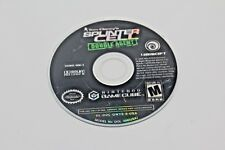 Gamecube Splinter Cell Double Agent - KB5