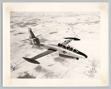 1950's T2J Prototype? T-2 BUCKEYE JET TRAINER Vintage OFFICIAL US NAVY Photo