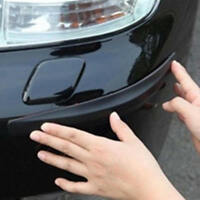 Car Carbon Fiber Anti-rub Strip Bumper Body Corner Protector Guard Adhesive