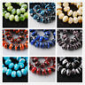 12mm Rondelle Faceted Glass Crystal Lampwork Loose Beads Spacer Charms 10Pcs