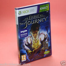 FABLE THE JOURNEY XBOX 360 NUOVO ITALIANO KINECT XBOX360