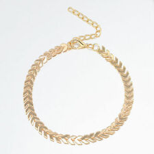 Silver/Gold Plated Indian Barefoot Chain Ankle Bracelet Anklet New Women Jewelry