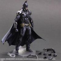 Play Arts Kai Batman Dawn of Justice Arkham Knight PVC Action Figure Model Toy