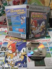 Playstation 2 PS2:Sonic Mega Collection Plus [TOP SEGA] COMPLET - Fr