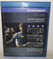 2 BLU-RAY THE SOCIAL NETWORK - COLLECTOR' S EDITION