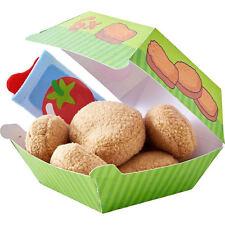 HABA 303490 Hähnchen Nuggets Kaufladen Lebensmittel Zubehör Ab 3 Jahre + BONUS