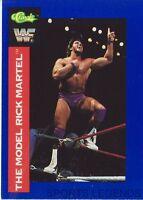 1991 Classic WWF WWE #8 Rick Martel