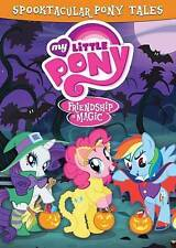 My Little Pony: Friendship Is Magic - Spooktacular Pony Tales (DVD, 2014) NEW