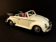 """NOMURA VOLKSWAGEN Vw Cabrio 13"""" Battery Operated Working Japan 1960's Scarce"""