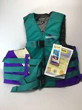 KENT Personal Flotation Device & Aid Life Jacket Type III PFD Adult Large / XL