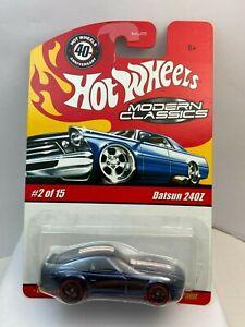 Hot Wheels 40th Anniversary Modern Classics Datsun 240Z