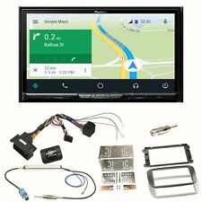 Pioneer AVIC-Z910DAB Navi Bluetooth Einbauset für Ford Focus Mondeo S-Max Galaxy