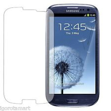 New 5x Ultra Clear Film Screen Protector Cover For Samsung Galaxy S3