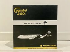 Gemini 200 Air New Zealand Airbus A320 ZK-OXB