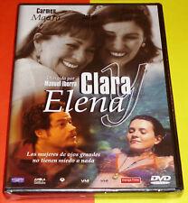 CLARA Y ELENA Verónica Forqué & Carmen Maura - Manuel Iborra 2001 Precintada