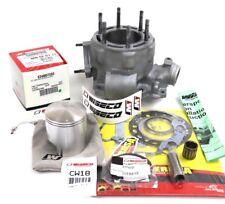 1985-1986 SUZUKI LT250R LT250 R QUAD RACER ENGINE CYLINDER WISECO PISTON GASKETS