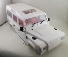 1/10 Land Rover Defender D110 Wagon RC Rock Crawler Car Shell Body Set Parts