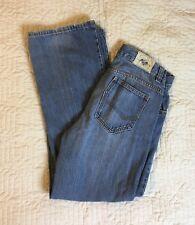 Tommy Hilfiger Blue Jeans Boys Size 20 Slim Revolution Medium Wash Bootcut