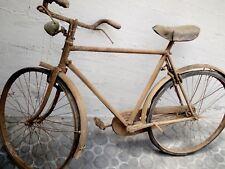 Bicicletta passeggio uomo antica freni bacchetta vintage