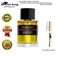 Frederic Malle Carnal Flower Perfume 5mL travel size