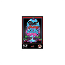 Backpack Boyz - Black Cherry Gelato Cali Tin Labels Mylar Bag Stickers