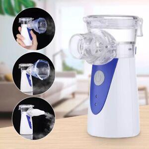 Portable Nebulize Handheld Children Adult Portable Lightweight Inhaler NEW US