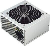 Fuente de Alimentación 500W ATX - Ventilador 120mm - PC ORDENADOR SOBREMESA Tooq