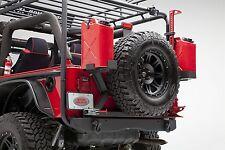 Body Armor TJ-2994 Rear Base Bumper Fits 87-06 Wrangler (TJ) Wrangler (YJ)