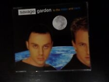 CD SINGLE - SAVAGE GARDEN - TO THE MOON AND BACK