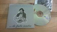 CD Punk Wisecräcker - De Puta Madre (6 Song) MCD / CUNTRY MUSIC cb