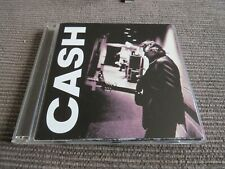 JOHNNY CASH - AMERICAN III. SOLITARY MAN.  1996 14 TRACK CD ALBUM