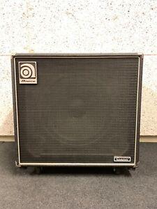 Ampeg SVT15E Bassbox (Top Zustand)