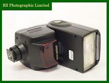 Pentax AF-360FGZ Flash para cámaras SLR digitales no Stock u7918