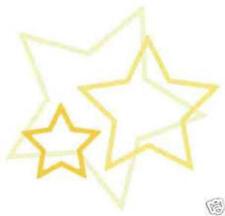 Quickutz Die  3 NESTING COOKIE CUTTER DIES STARS