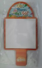 10 packs - Dr. Seuss Oh, The Places You'll Go! Dry Erase Paddles (2 Each pack)