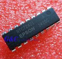 RTC72421 EPSON DIP-18 4-bit REAL TIME CLOCK MODULE NEW