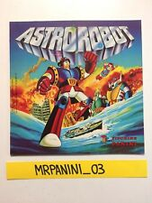 ASTROROBOT - Panini 1980 - Album Vuoto-Empty - OTTIMO-VERY GOOD