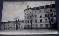 CPA CARTE POSTALE 1910-1920 LYON RHONE ALPES INSTITUTION NOTRE DAME DES MINIMES
