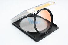SALE 67mm Graduated Gradual Orange Color filter for DSLR camera