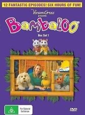 Bambaloo : Collection 1 (DVD, 2005, 3-Disc Set) - Region 4