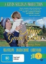 Anne Of Green Gables - The Continuing Story (DVD, 2007) *New & Sealed* Region 4