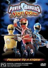 Power Rangers - Ninja Storm - Prelude To A Storm (DVD)