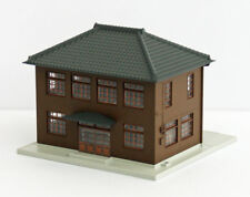 Kato 23-457B Freight Forwarding Office (Brown) (N scale)
