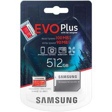 Scheda Samsung EVO Plus microSD 512GB classe 10 Asus Zenfone 7 Pro ZS671KS E8Y
