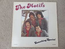The Motifs Something Special Old time rock n roll Samba Pa Ti Mr Bojangles NM
