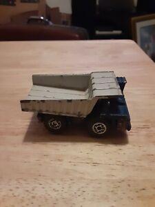 MATCHBOX 1969 DUMP TRUCK 1:140