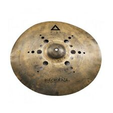 "Istanbul Agop Xist Ion Dark Trash Cymbal 19"" - VIDEO - XDIT19"