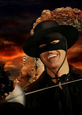 Guy William - Zorro    -  8 1/2 X 11