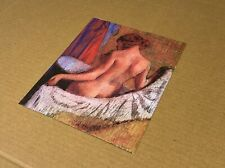 After the Bath by Edgar Degas Nude Female Art Canvas Print Wall Art Small 8x10